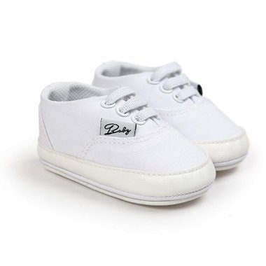 Baby Gympen Sk8 Mid White Maat 18-21