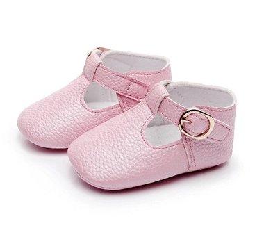Babyschoenen Amy Pink Maat 17, 19