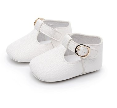 Babyschoenen Amy White