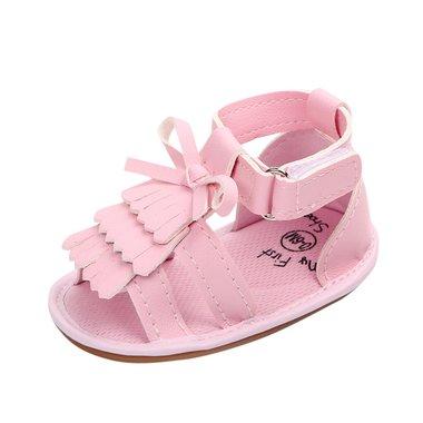 Babysandalen Tess Pink Maat 19,20