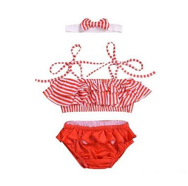 Baby Bikini Gespreept