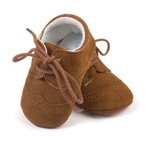 Babyschoenen Milaan Bruin