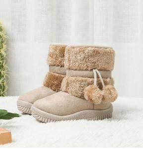 Baby Winter Booties