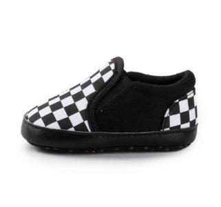 Baby Bootschoenen Blocked Black