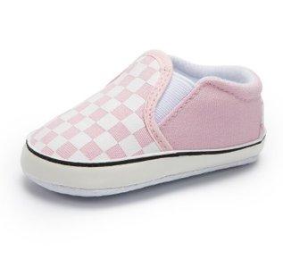 Baby Bootschoenen Blocked Pink