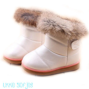 Baby Snowboots Fake Fur