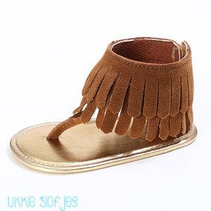 Baby Sandaaltje Mocassin Meisje