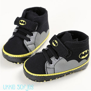 Baby Sneakers Batman