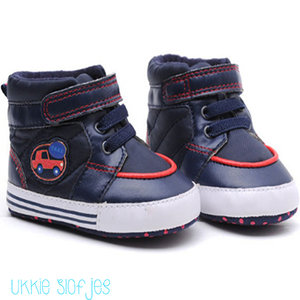 Baby Sneakers Taxi