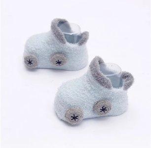 Babyslofjes Fleece Car