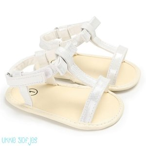Baby Sandalen Lily Wit