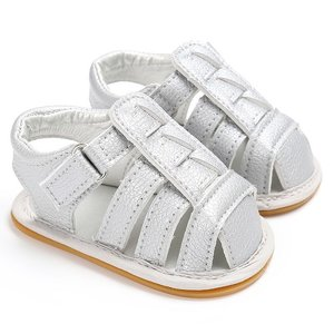 Baby Sandalen Joy zilver