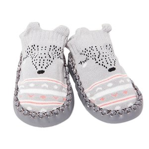 Baby Sloffen Bootles Grey