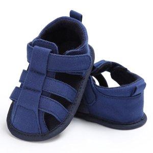 Babysandalen Stoer Blauw