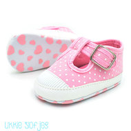Baby Gympen Pink Dot