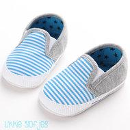 Baby Bootschoenen Striped