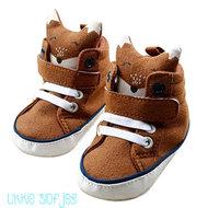 Baby Sneaker Fox