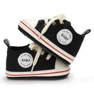 Baby Gympen Binkies Zwart voor jongens