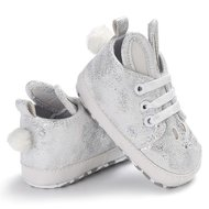 Baby Gympen Bunny Silver