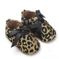Babyschoenen Chique Me Leopard Gold