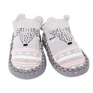 Baby Sloffen Bootles Grey